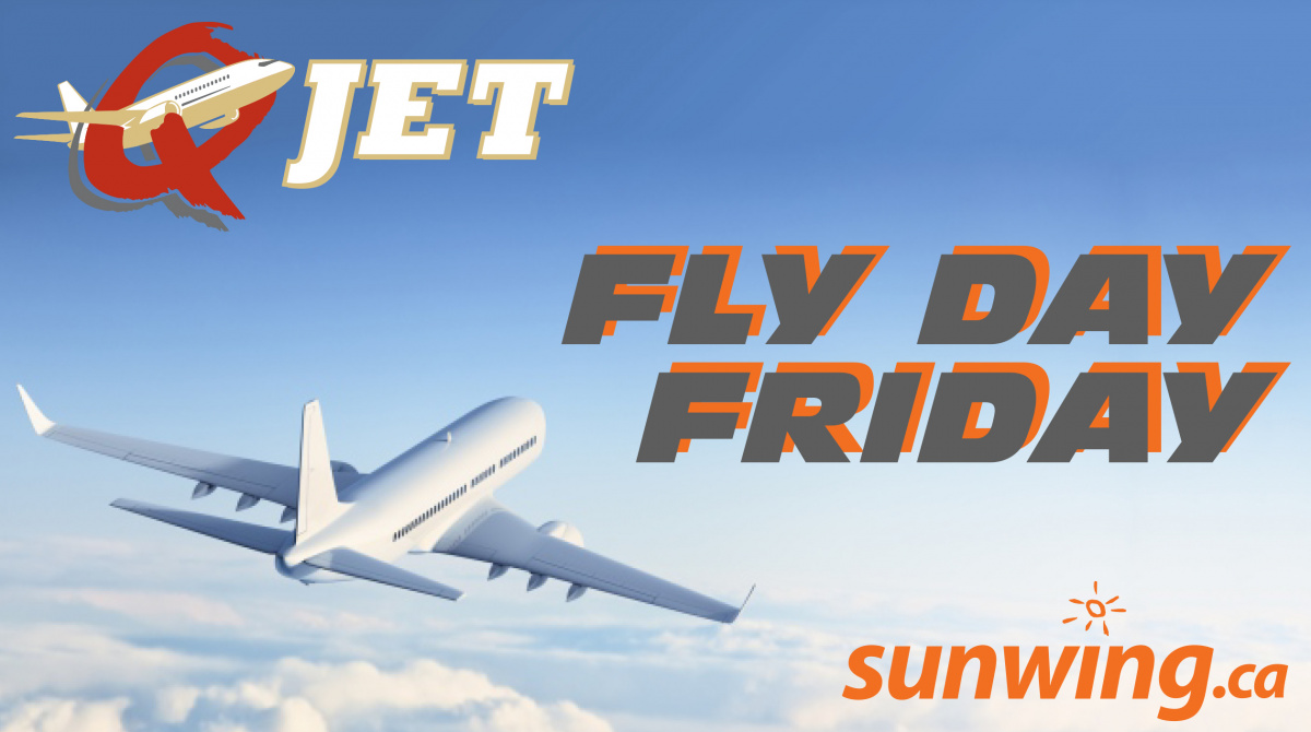 Q104's Fly Day Friday